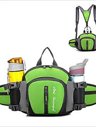 other L Waist Bag/Waistpack Belt Pouch/Belt Bag Climbing Leisure Sports Camping & Hiking Fitness JoggingWaterproof Quick Dry Wearable