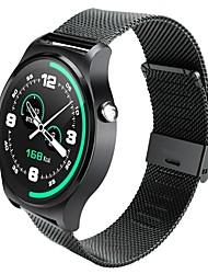 спорт умный жизнь часы реального времени сердце контроль водонепроницаемый mtk2502 часы из нержавеющей стали наручные часы для андроид КСН