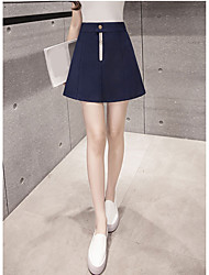 Really making a female skirt summer dress small fresh high waist wild student package hip bottoming short skirt