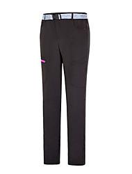 Femme Pantalons de Randonnée Garder au chaud Séchage rapide Respirable Léger Bas pour Camping / Randonnée M L XL XXL XXXL