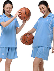 Women's Soccer Clothing Sets/Suits Breathable Static-free Comfortable Spring Summer Fall/Autumn Winter Solid TeryleneBasketball