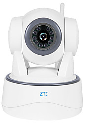 ZTE Memo 720P 1.0 MP Mini Indoor with Day Night PTZ Baby Monitor IP Camera