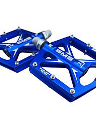 SMS® Bike Pedals Cycling Road Bike Mountain Bike/MTB Non-Skid Ultra Light (UL) Aluminium Alloy Bicycle Pedal 3 Bearing Professional