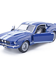 Baustellenfahrzeuge Aufziehbare Fahrzeuge Auto Spielzeug 1:25 Metall Rot Weiß Blau Model & Building Toy