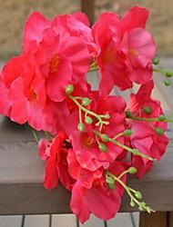 1 Une succursale Plastique Autres Fleur de Table Fleurs artificielles 20*20*60