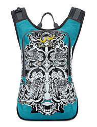 Cycling Backpack for Camping & Hiking Climbing Traveling Cycling/Bike Running Sports Bag Waterproof Multifunctional Close Body Lightweight