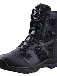 Advanced Intermediate Outdoor Wearproof/Cushioning Rubber High-Top Lace-up Unisex Boots