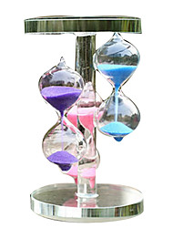 Hourglasses Circular Glass 14 Years & Up