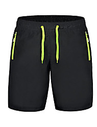 Women's Running Shorts Quick Dry Ultra Light Fabric Summer Leisure Sports Running PolyesterIndoor Outdoor clothing Performance Leisure