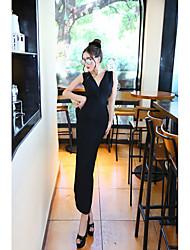 Sinal de 2017 novas mulheres sexy vestido vestido de noite
