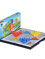 Jogo de Tabuleiro Jogos & Quebra-Cabeças Circular Plástico