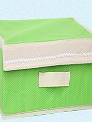 Storage Boxes Storage Units Non-woven withFeature is Lidded , For Underwear
