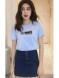 maglietta del cotone