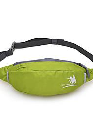 10 L Ceinture poche Escalade Sport de détente Camping & Randonnée Etanche Résistant à la poussière Respirable Multifonctionnel