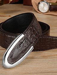 Feminino Casual Liga Velcro Cinto para a Cintura