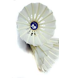 12pcs Badminton Volants Etanche Durable Stabilité pour Plume d'oie Autre
