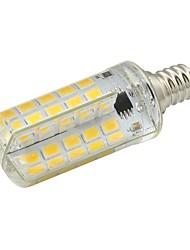 5W E12 Lâmpadas Espiga T 80 SMD 5730 480 lm Branco Quente Branco Frio Decorativa AC 220-240 V 1 pç