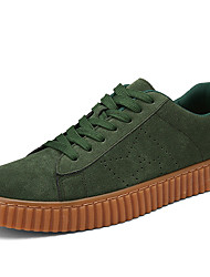 Men's Sneakers Spring Summer Fall Winter Comfort Canvas Outdoor Athletic Casual Lace-up