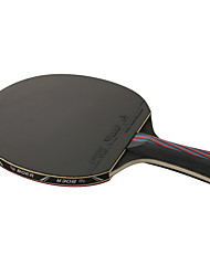 Table Tennis Rackets Ping Pang Carbon Fiber Long Handle Pimples 1 Racket 3 Table Tennis Balls 1 Table Tennis BagOutdoor Performance