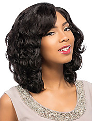 Kinky Curl Human Hair Lace Wigs 10-14inch Remy Hair Lace Front Wigs For Women