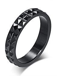 Jewelry Time-limited Classic Anillos  New Cool Biker Rings For Fashion Steel Design Party Ring Jewelry 4mm Wide Wedding