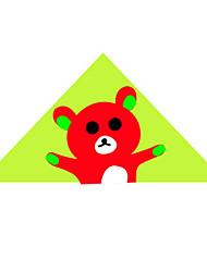 kites Urso Policarbonato Tecido Criativo Unisexo 5 a 7 Anos 8 a 13 Anos 14 Anos ou Mais