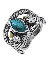 Lureme Vintage Aragon's Ring Barahir Leopard Lotr Finger Ring