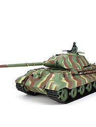 Tank Racing 116 Brush Electric RC Car 2.4G Ready-To-Go Tank  Remote Model