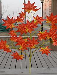 1 Une succursale Plastique Autres Fleur de Table Fleurs artificielles 45*3*63