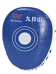 treinamento de força azul sanda / boxe pu pad boxe