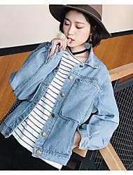 Sign ~ vintage jaqueta jeans com grandes bolsos