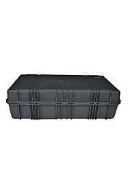 126 L Waterproof Dust Proof Wearable Hardshell Multifunctional Shockproof Black