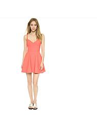 Enviados europe vestido feminino verão colheita cintas bottoming saia saia colete