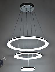 Lámparas Colgantes ,  Moderno / Contemporáneo Tradicional/Clásico Galvanizado Característica for LED Regulable MetalSala de estar