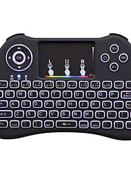 Teclado H9 2.4GHz Bluetooth 4.0 Para Android TV Box&TV Dongle