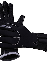 GLOVE BLACK LACA