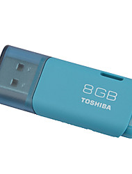 Toshiba 8gb USB 2.0 flash drive mini ultra-compacto uhybs-008G-lb