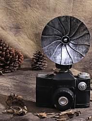Retro vintage camera bar items furnishing articles