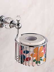 Bathroom Accessory Set / ChromeBrass /Contemporary