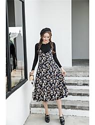 signe saisons spot robe de harnais floral ultra-sauvage