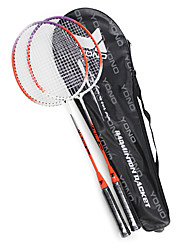 Raquettes de Badminton Durable Aluminium Une Paire pour