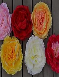 1 Une succursale Plastique Pivoines Fleur de Table Fleurs artificielles 20*20*10