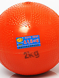 Inflatable Solid Ball Fitness Ball/Yoga Ball For Primary And Middle School Students Powerball Exercise & Fitness Strength Training Rubber