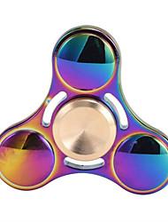 være rastløs spinner legetøj lavet af titanium legering keramiske bærende minutter spinning time high-speed EDC fokus legetøj for at slå