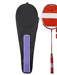 Badminton Rackets Wateproof Wearproof Durable Stability Fiber One Pair × 2 for