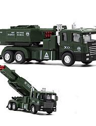 Военная техника Машинки с инерционным механизмом 1:32 Металл Пластик Зеленый