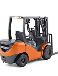 Baustellenfahrzeuge Aufziehbare Fahrzeuge Auto Spielzeug 1:25 Metall Schwarz Gelb Model & Building Toy