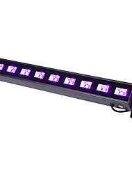U'King® UV LED Bar Wall Light Stage Effect Lighting with 9LEDx3W LED 1pcs