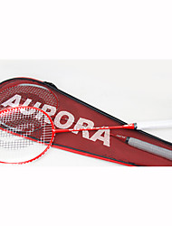 Badminton Rackets Wearproof High Strength High Elasticity Ferroalloy 2 Pcs for Indoor Outdoor Performance-Other