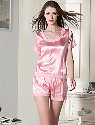 Ice Silk Pajama